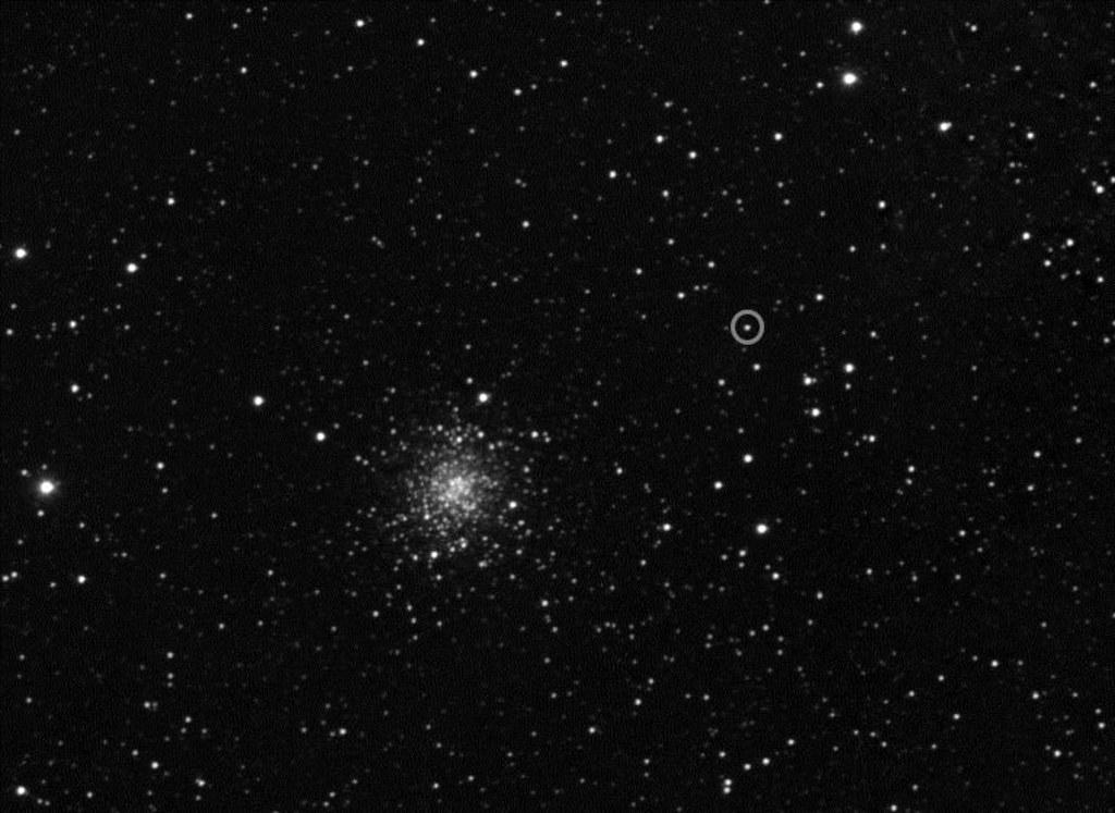 Image: Rosetta view of comet