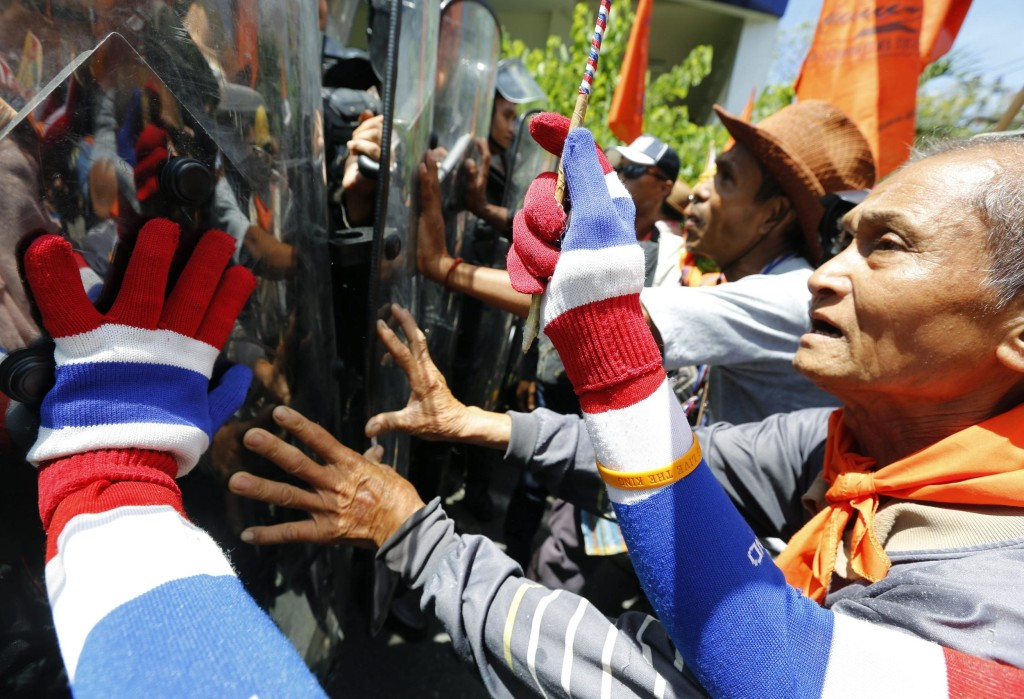 Image: Anti-government protests in Bangkok