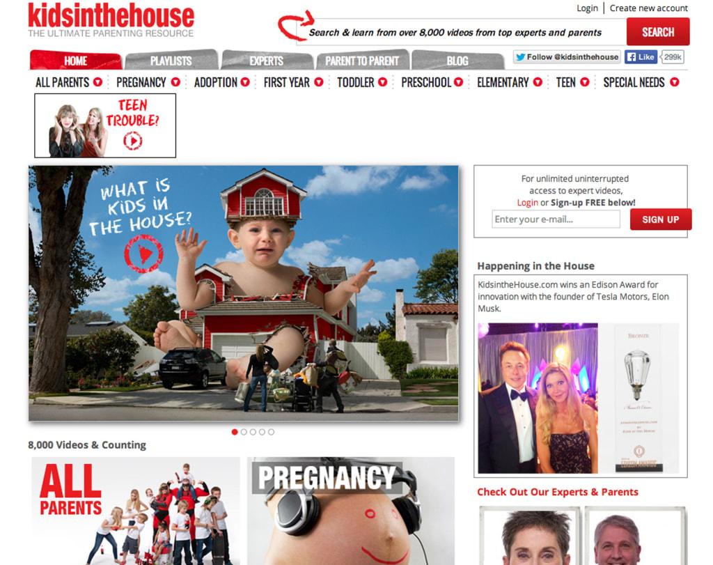 Kidsinthehouse