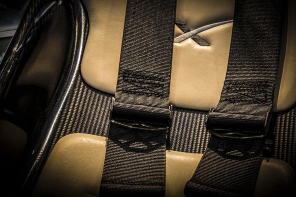 Image: Seat detail