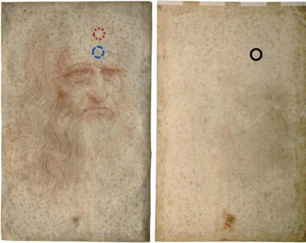 Image: Leonardo portrait
