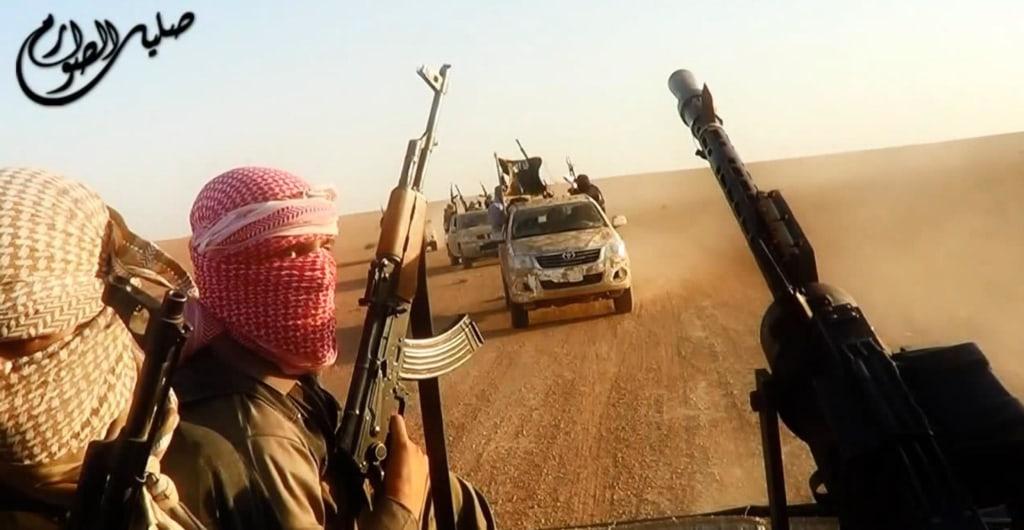 Image: IRAQ-UNREST-TIKRIT
