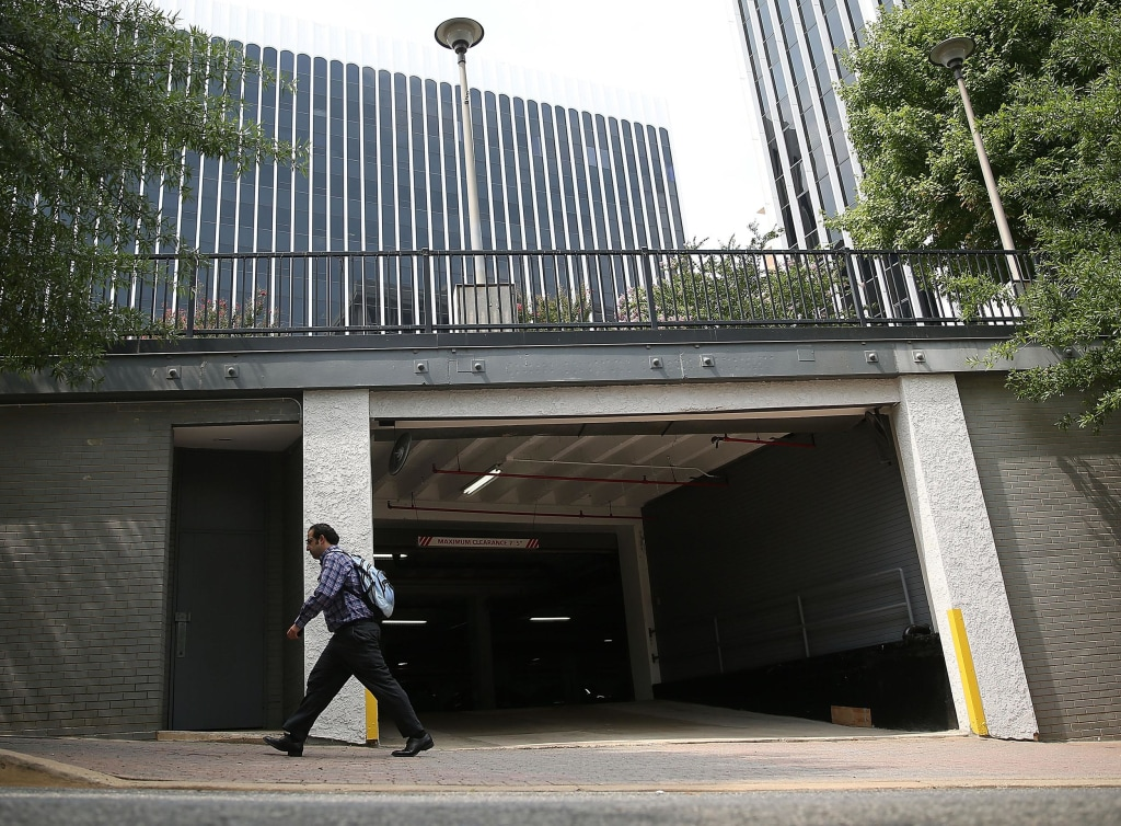 Deep Throat Garage From Watergate Scandal To Be Razed -9178