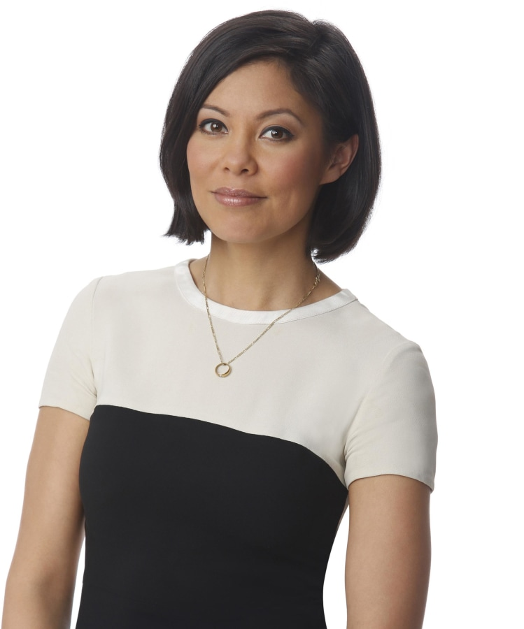 Image: Alex Wagner, Anchor, MSNBC