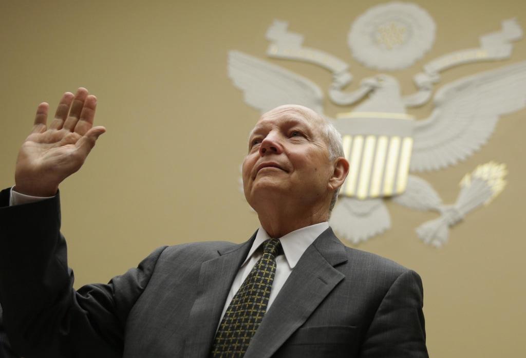 Image: IRS Commissioner John Koskinen Testifies At House Hearing