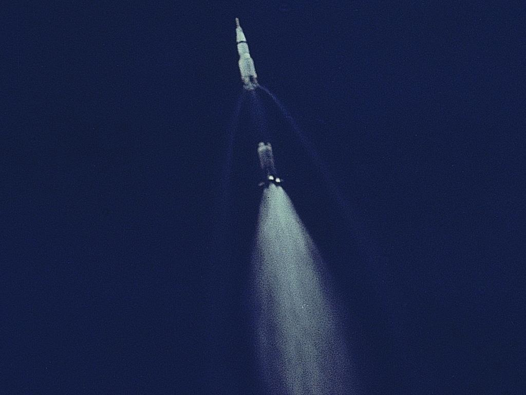 Image: Stage separation