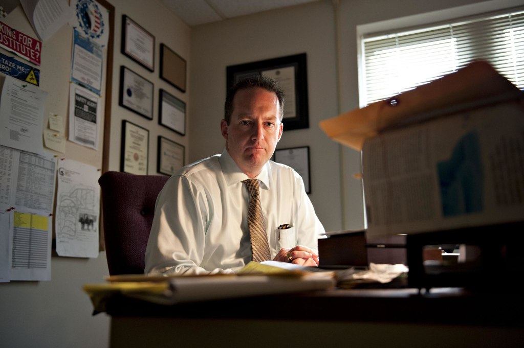 Image: Cook County Sheriff's Detective Jason Moran