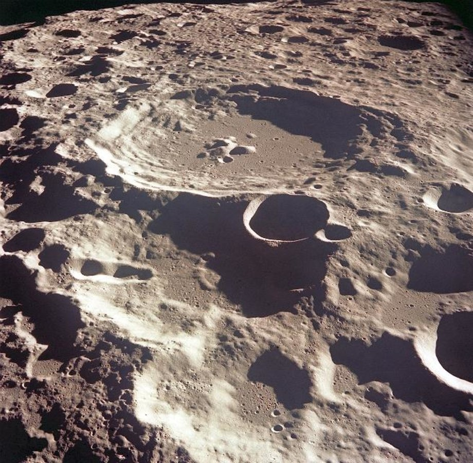 Image: Far side of the moon