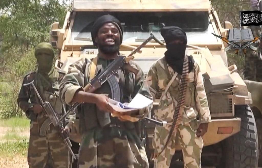 Image: Leader of the Nigerian Islamist extremist group Boko Haram, Abubakar Shekau