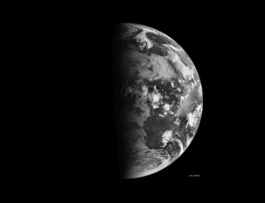 Image: Meteosat-9 image