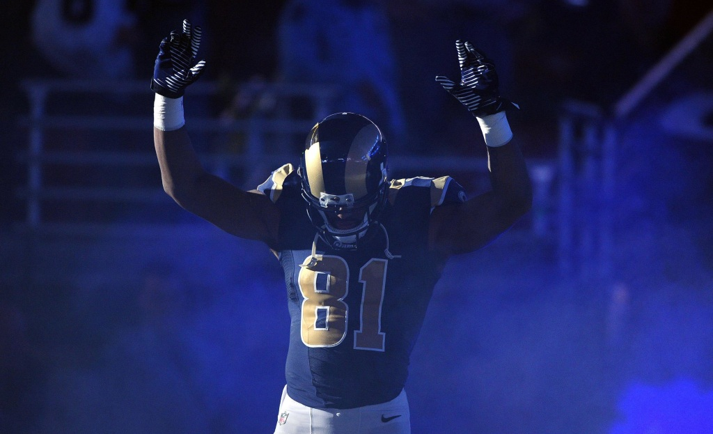 Image: NFL: Oakland Raiders at St. Louis Rams