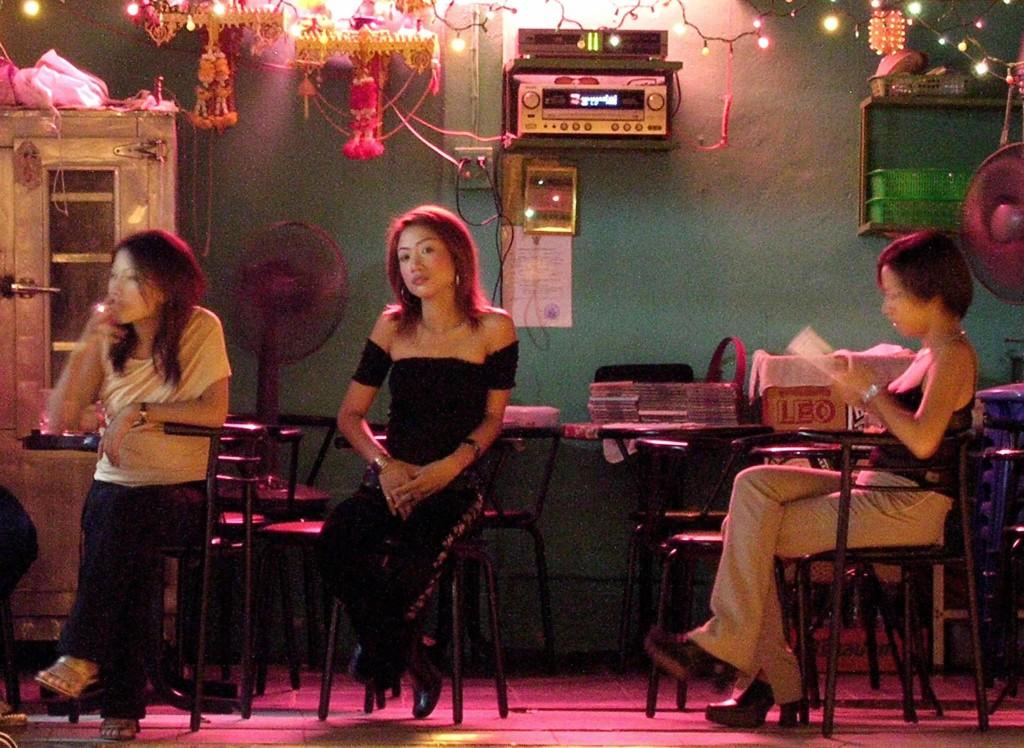 Thai prostitutes