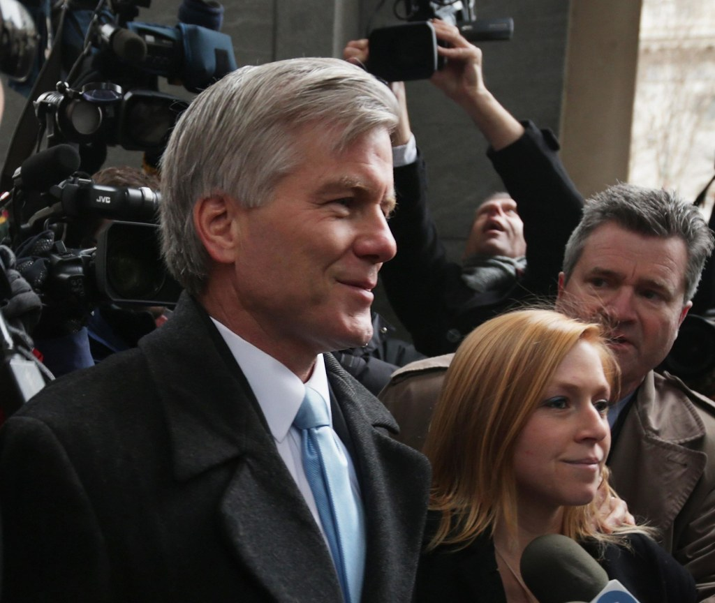 Image: Former VA Gov. Robert McDonnell Appears For Sentencing In His Corruption Trial