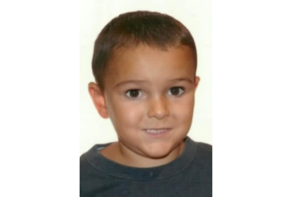 Image: An undated picture of five-year-old Ashya King