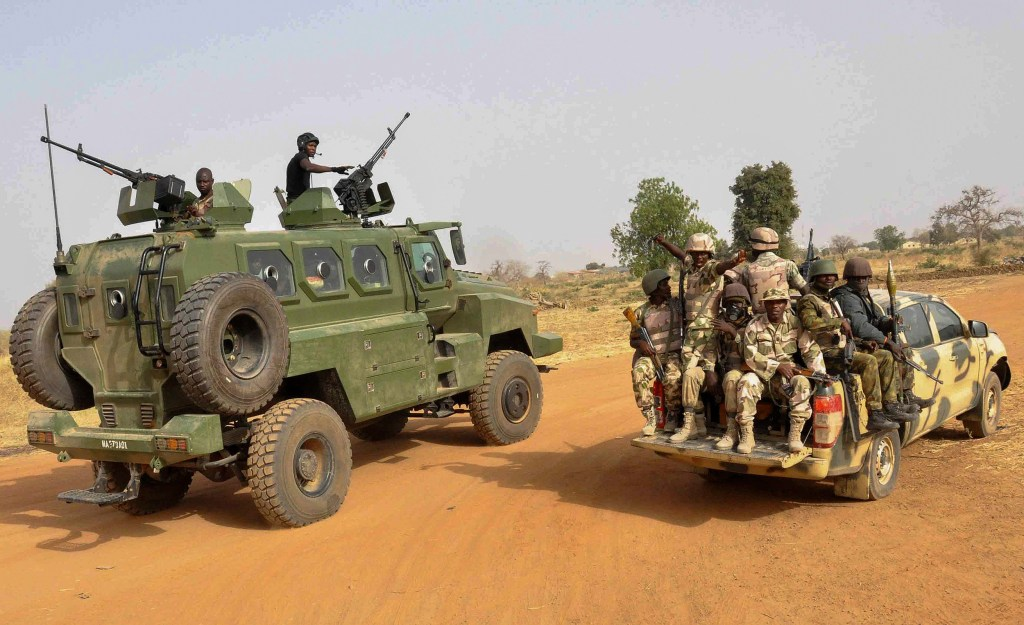 Image: Boko Haram attacks in Nigeria