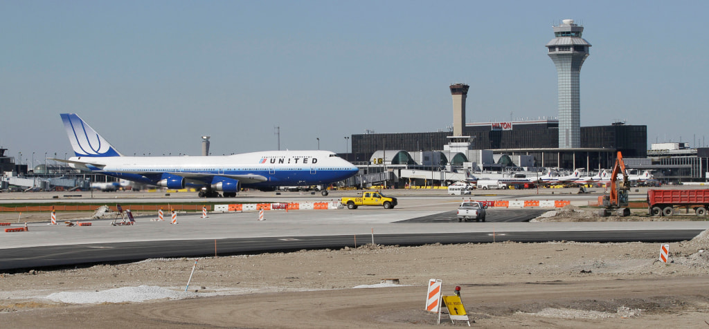 Image: O'hare Airport