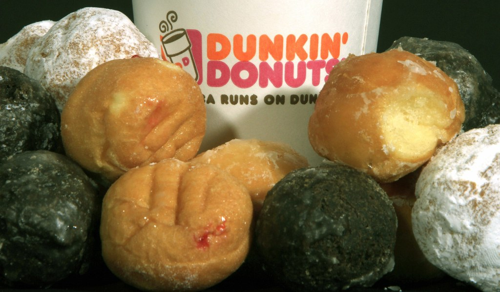 Dunkin Donuts products