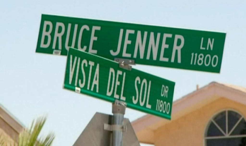 Image: Bruce Jenner Lane