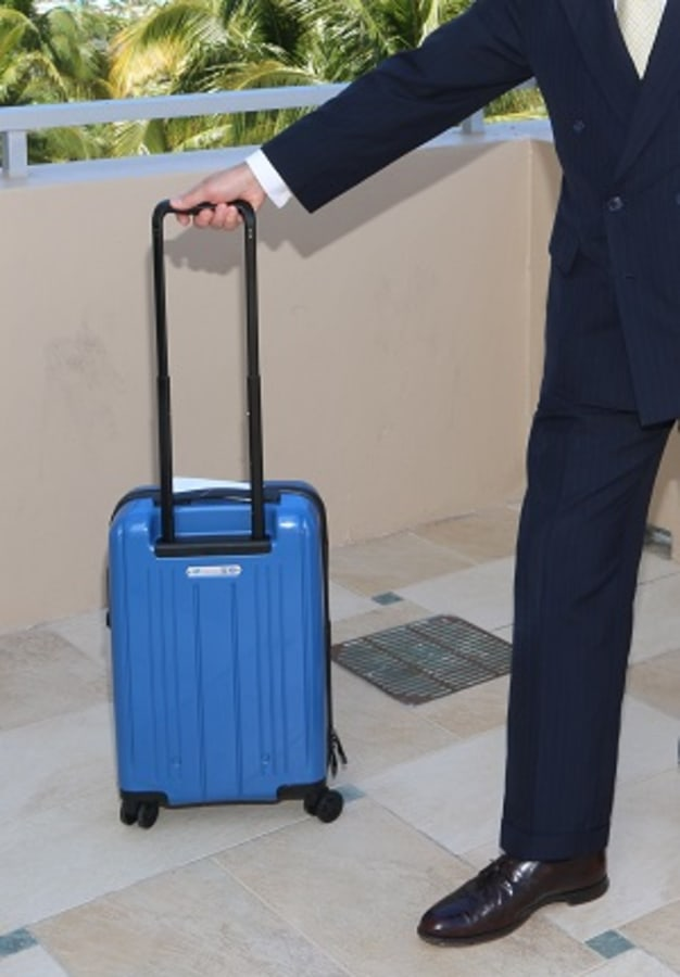 IMAGE: Proposed standard carry-on bag