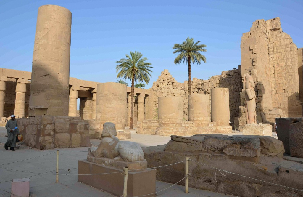 Image: Karnak Temple