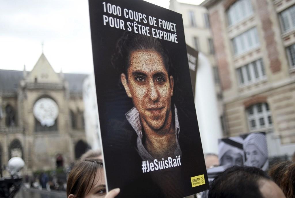 Image: Raif Badawi