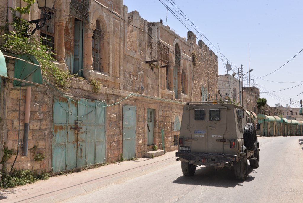 Image: Shuhada Street