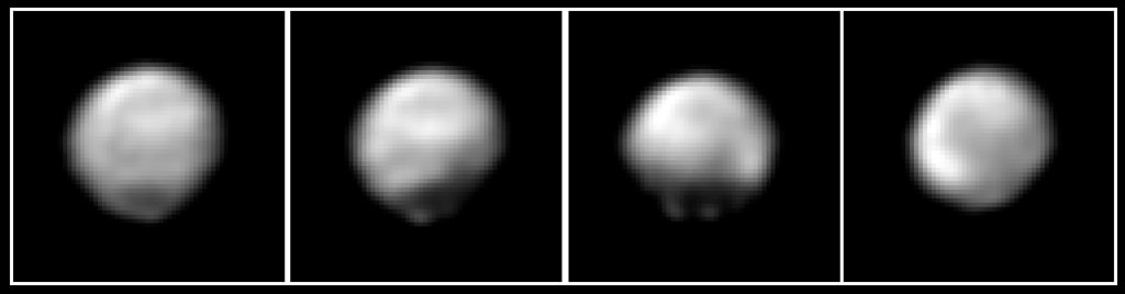 Image: Faces of Pluto
