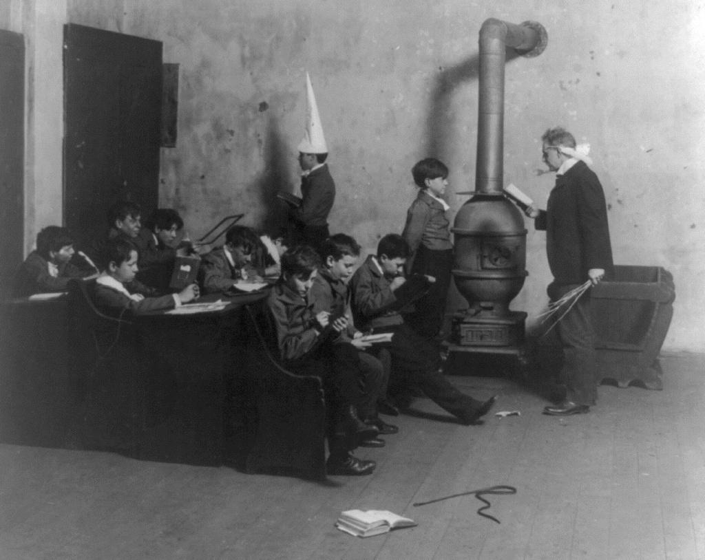 Image: Schoolroom