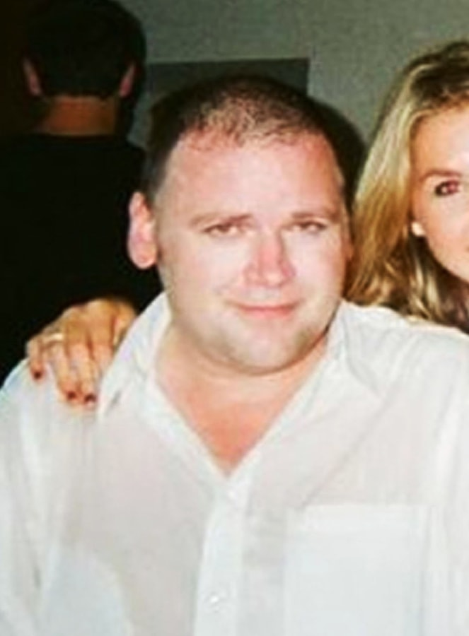 Image: Andrew Getty, grandson of oil tycoon J Paul Getty