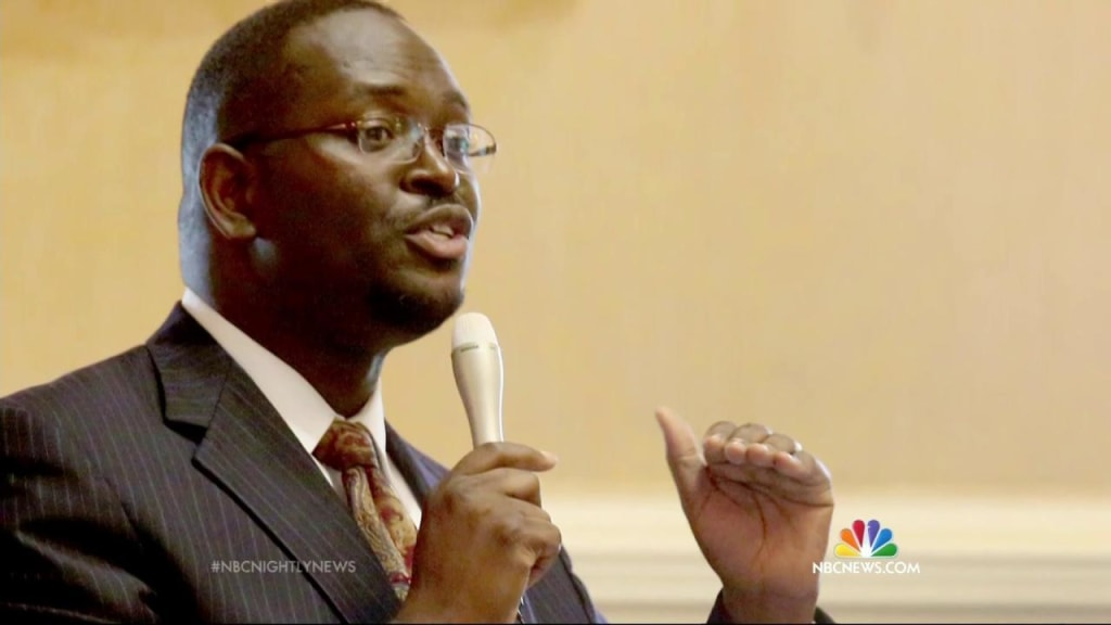 IMAGE: The Rev. Clementa Pinckney