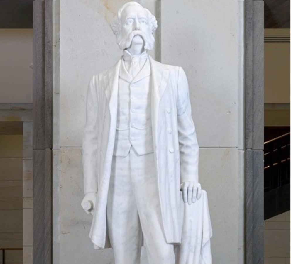 IMAGE: Statue of Wade Hampton III