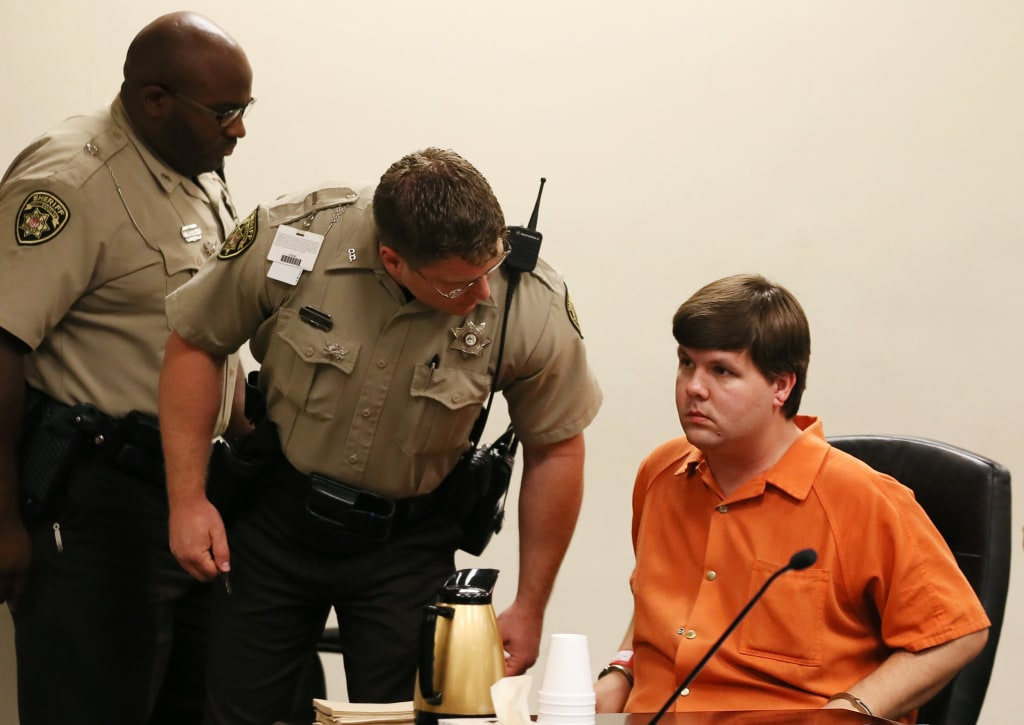 Image: Justin Ross Harris Probable Cause Hearing
