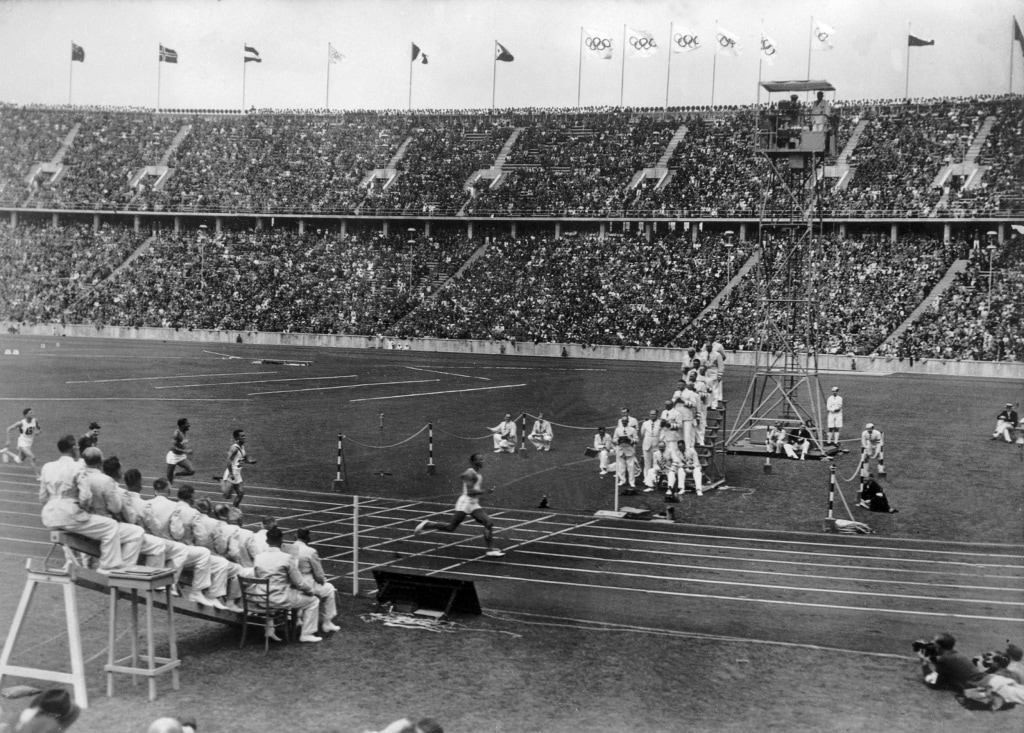an overview of the 1936 nazi olympics Free essay: nazi propaganda and the 1936 olympics the 1936 olympics was germany's chance to show the world they were a stable and peaceful nation germany.