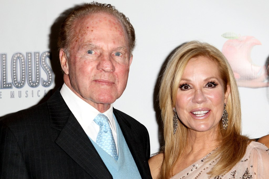 Image: Frank Gifford and Kathie Lee Gifford