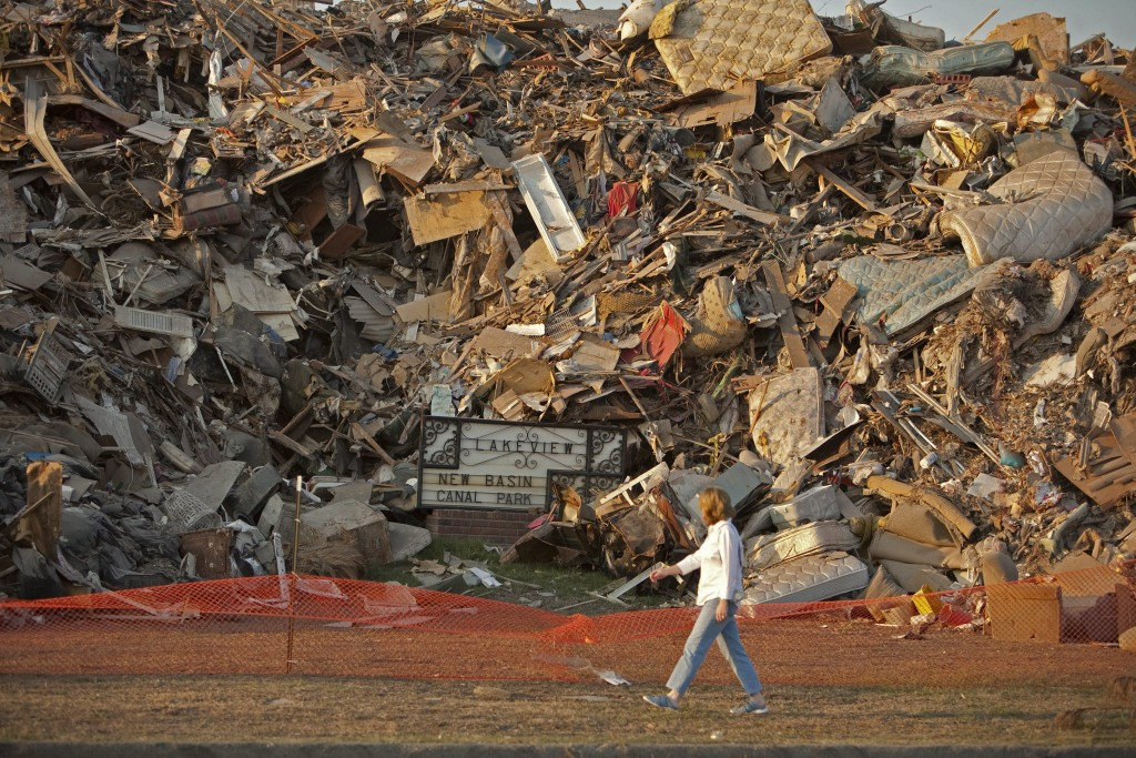 Image: 10th Anniversary of Hurricane Katrina landfall