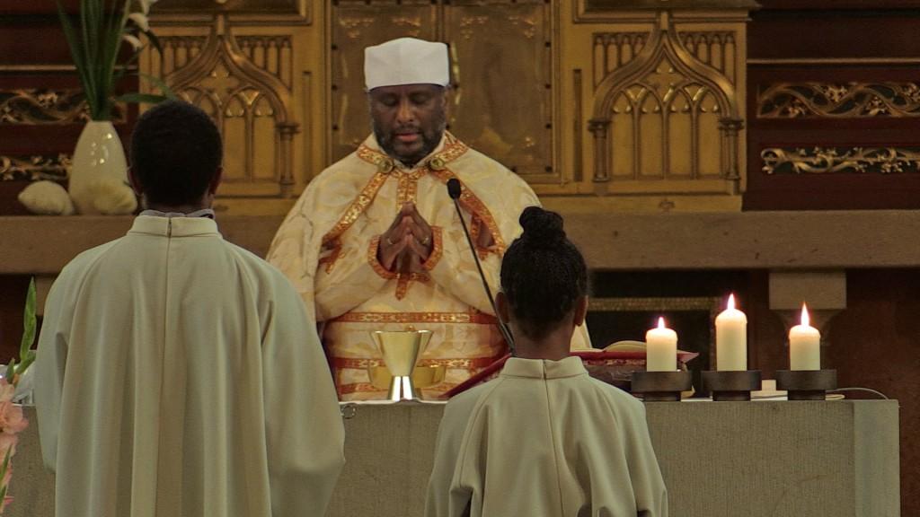 Image: Father Abba Mussie Zerai