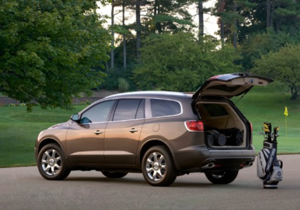 Image: The Buick Enclave CXL