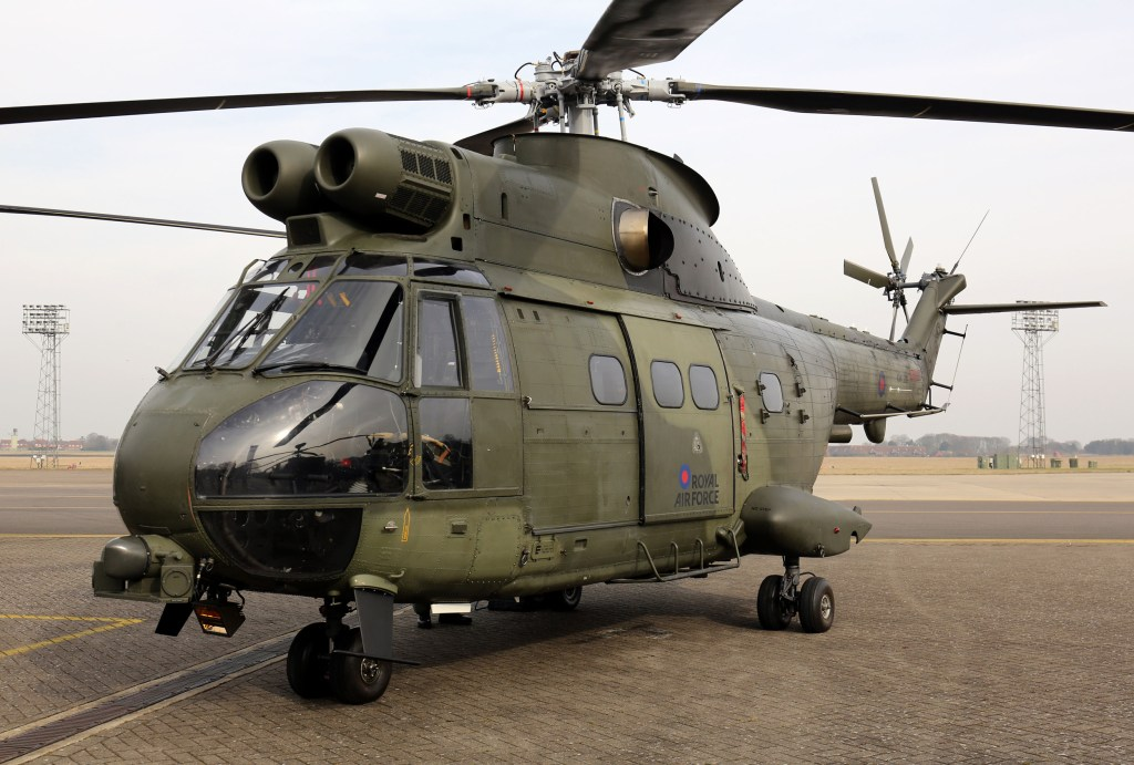 Two RAF service personnel killed in Afghanistan