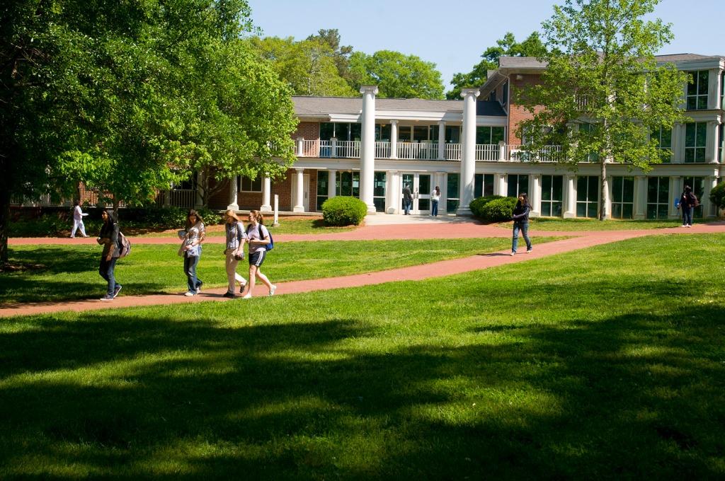 IMAGE: Emory University Oxford, Georgia, campus