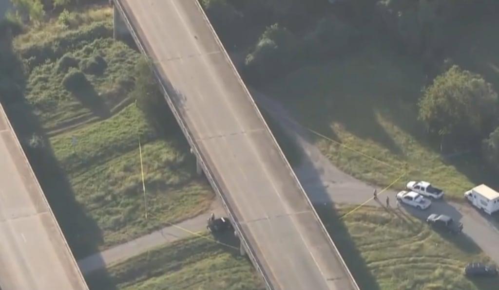 Image: Headless Body Found Beneath Bridge