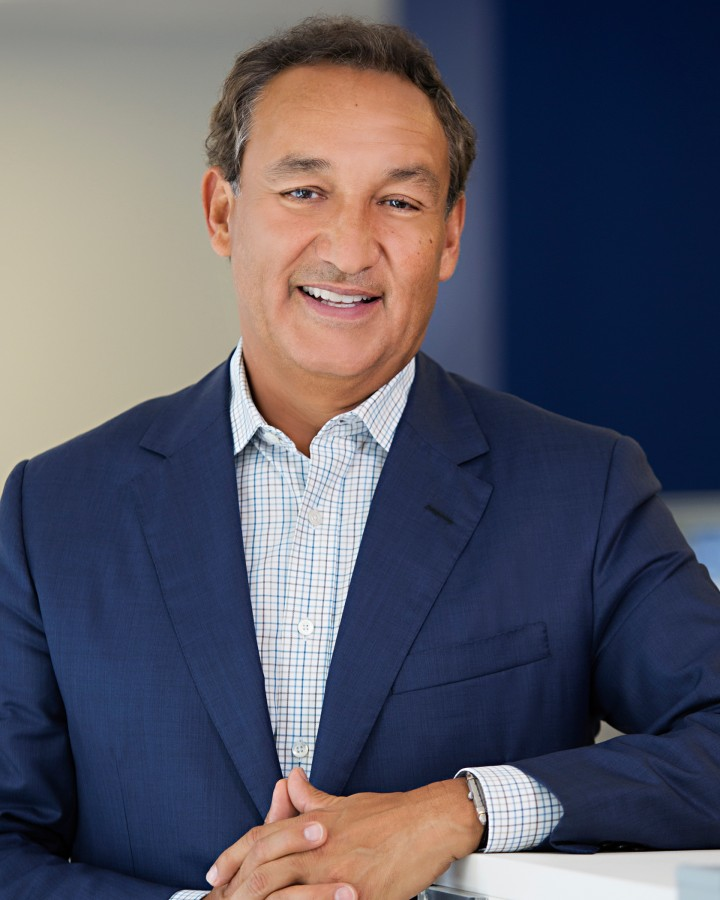 Image: United Airlines CEO Oscar Munoz