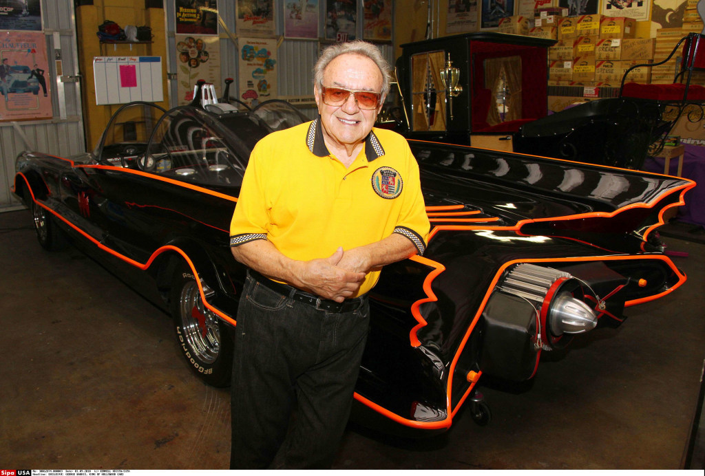 EXCLUSIVE: GEORGE BARRIS, KING OF HOLLYWOOD CARS