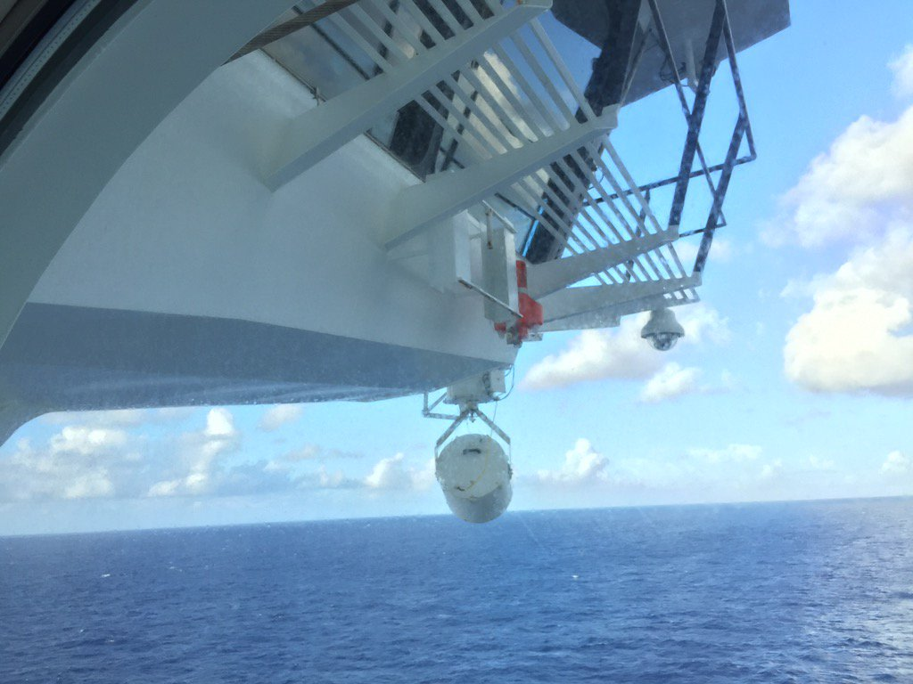 US Coast Guard Searching For Man Who Jumped From Royal Caribbean - Coast guard cruise ship