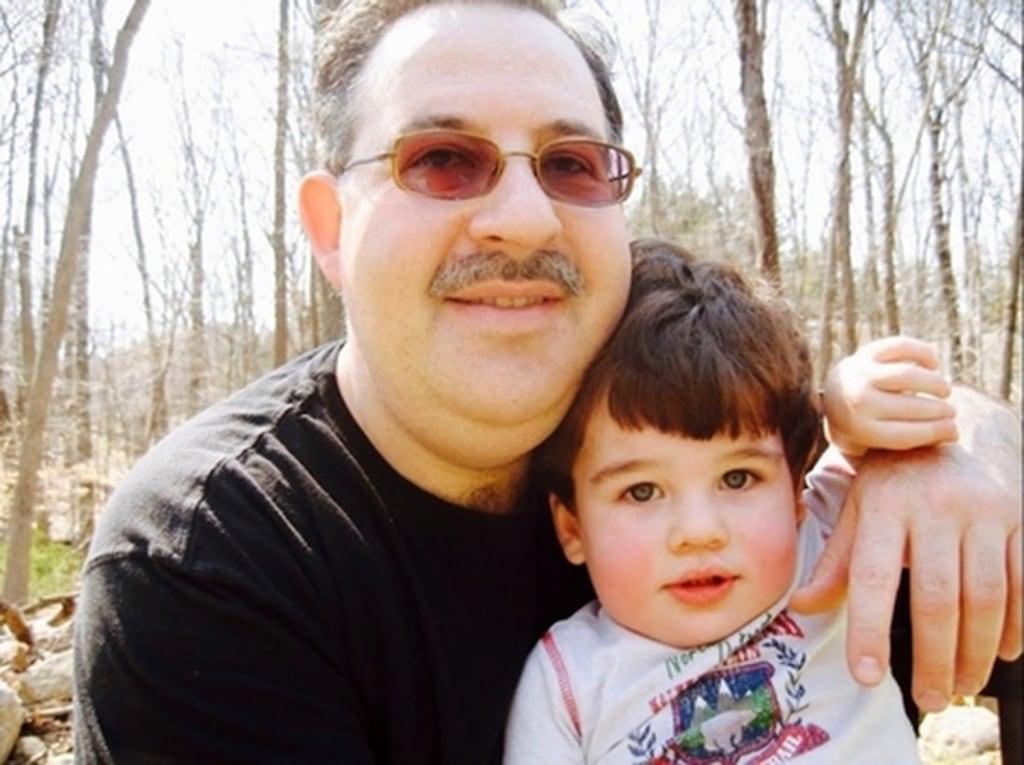Imae: Lenny Pozner,father of Newtown victim Noah Pozner, 6.