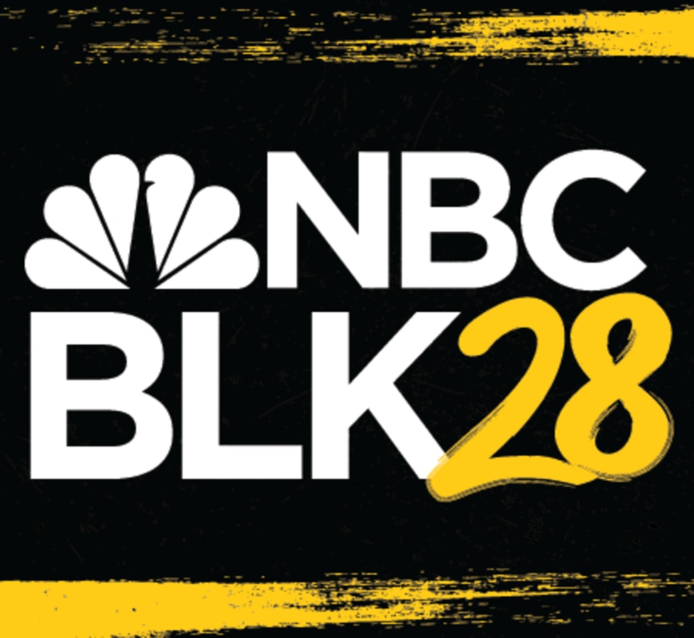 NBCBLK28 Square Clean Logo