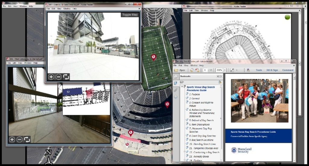 IMAGE: DHS Computer-Based Assessment Tool