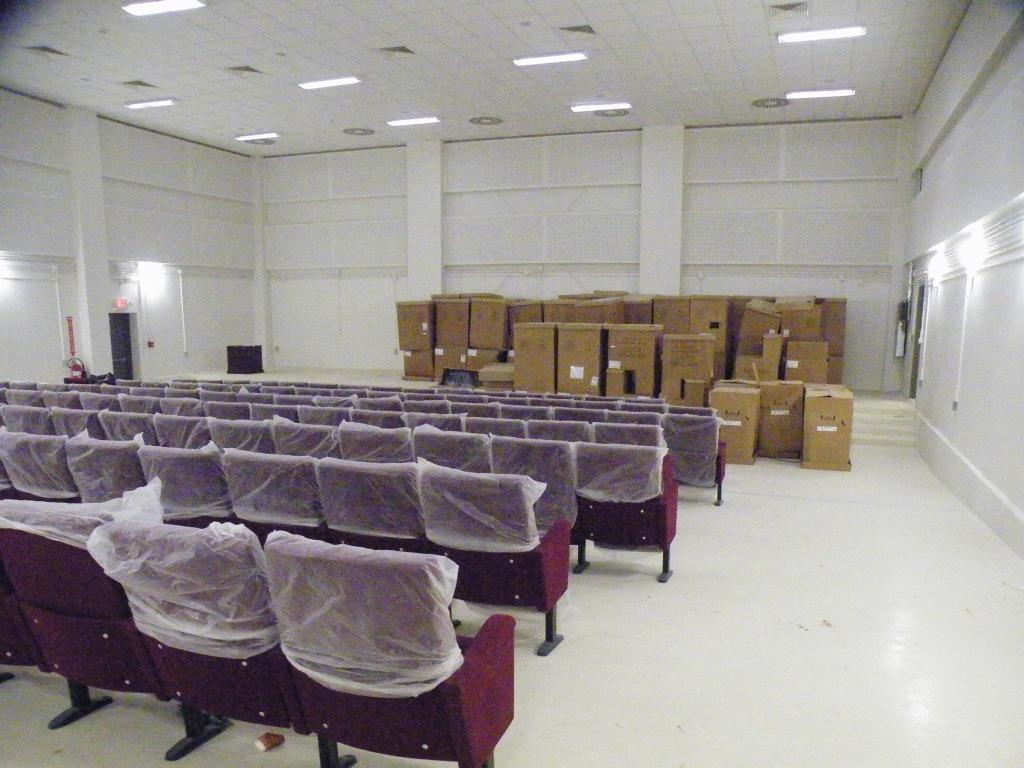 "Image: ""64K"" facility at Camp Leatherneck"