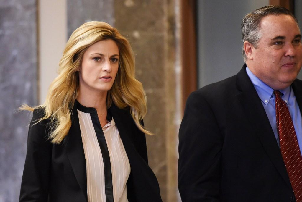 Jury awards Erin Andrews $55 million in stalker case