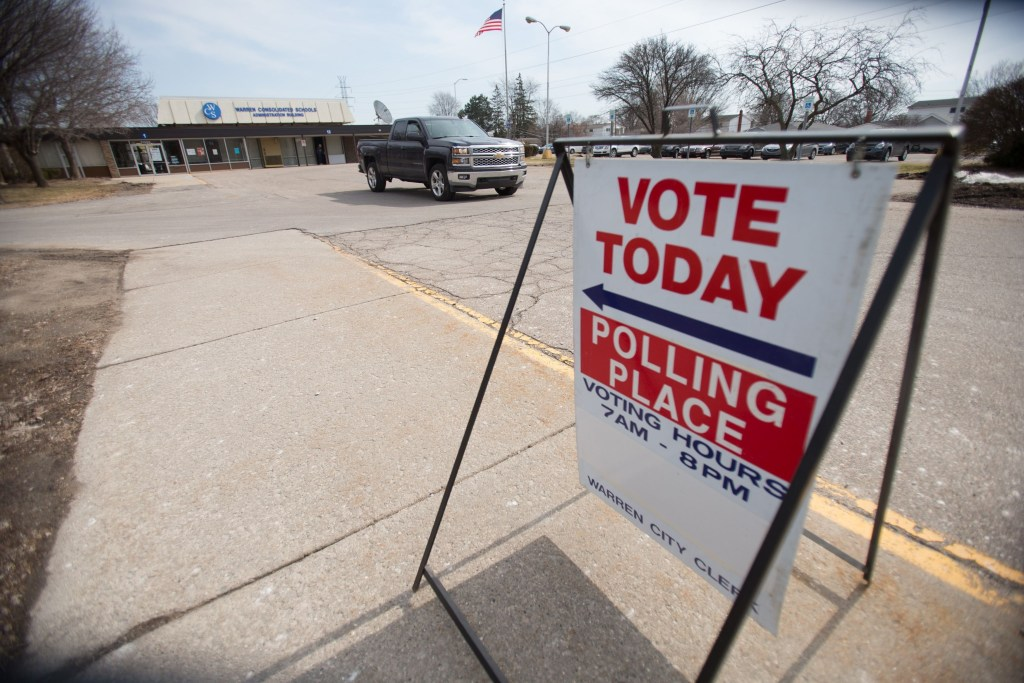 Image: US-VOTE