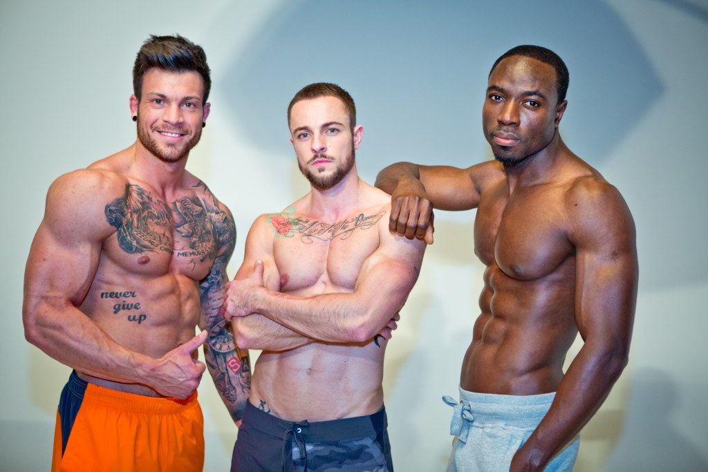 Image: Cover model contest for Men's Health 2016